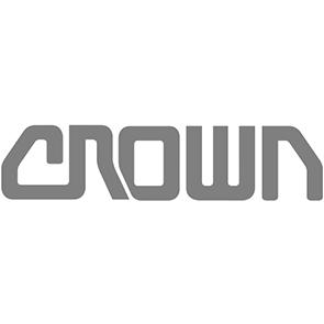 Logo Crown Gabelstapler
