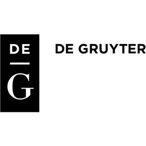 Logo Walter De Gruyter GmbH