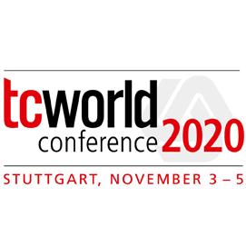 Logo of tekom tcworld conference 2020